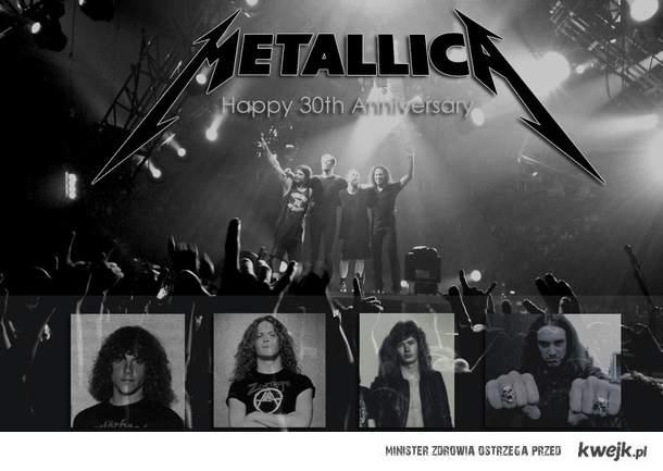 Metallica-30years