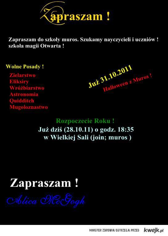 www.muros.bdv.pl Serdecznie zapraszam !