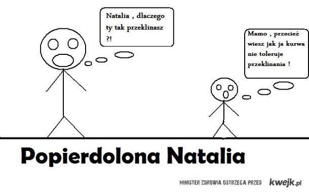 popierdolona Natalia