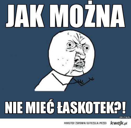 łaskotki :>
