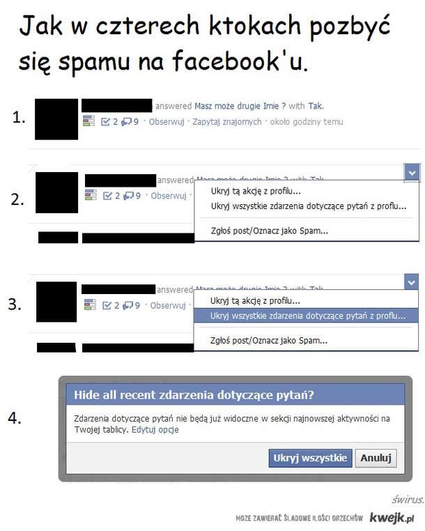 span na FB