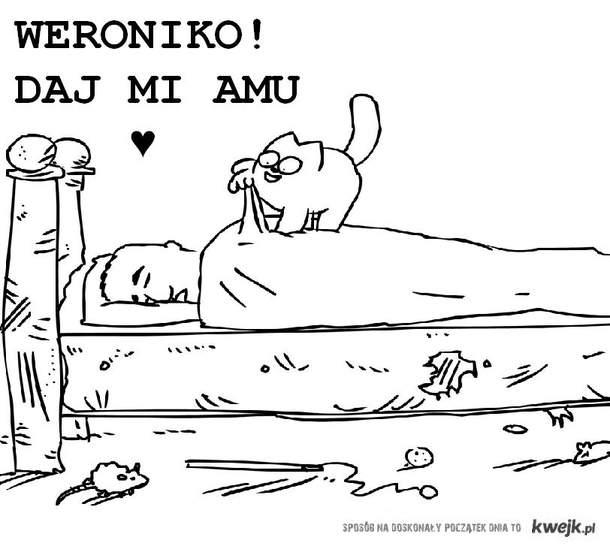 Weronika`s Cat . ♥