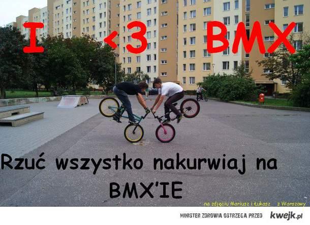 Kocham BMX