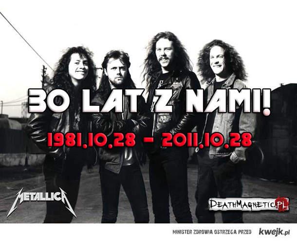 Metallica - 30 lat