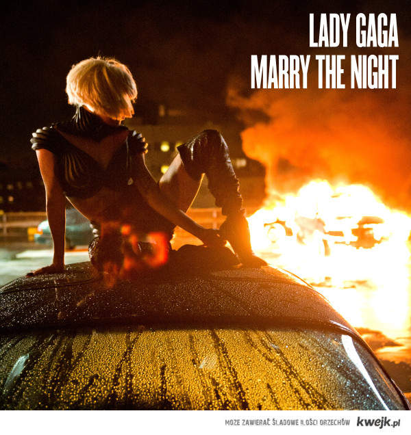 marry the night ♥
