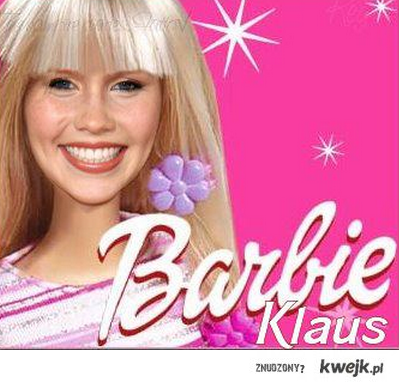 Barbie Klaus