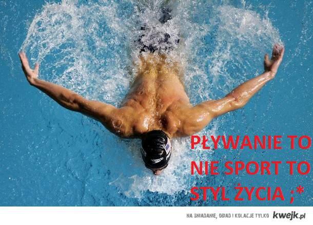Swimming ;*
