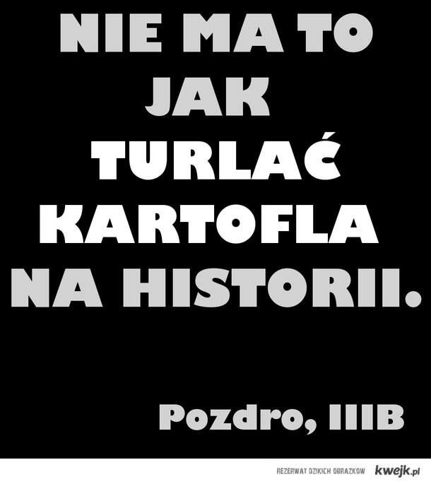 IIIB żondzi. peace, love and turlaj kartofla!