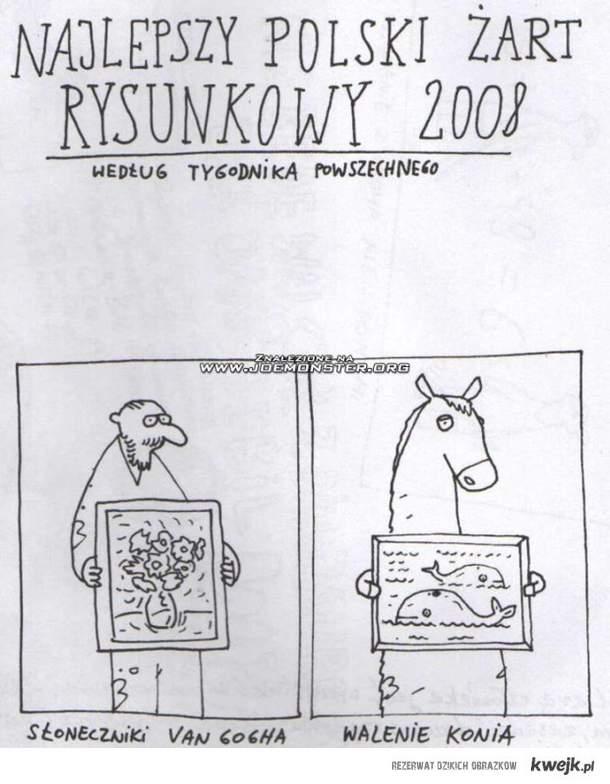 Żart rysunkowy