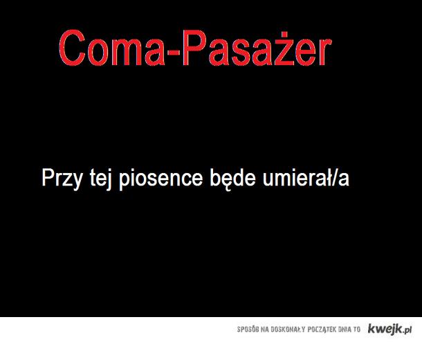 Coma-Pasażer