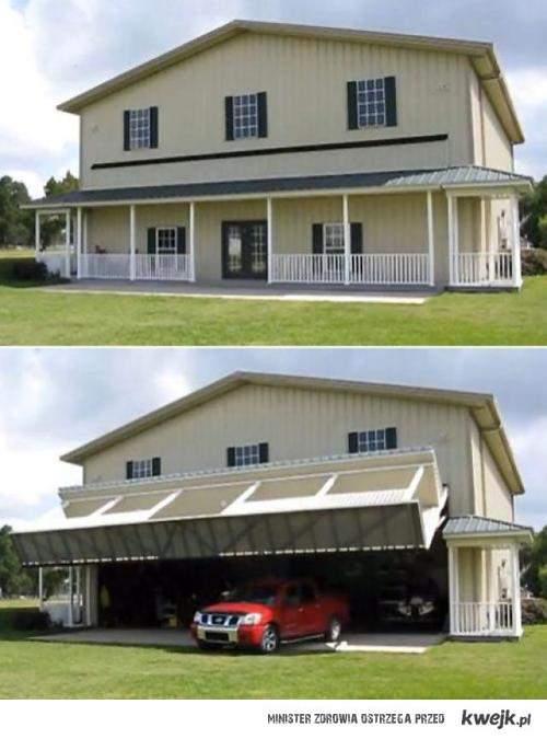 niezły garaż