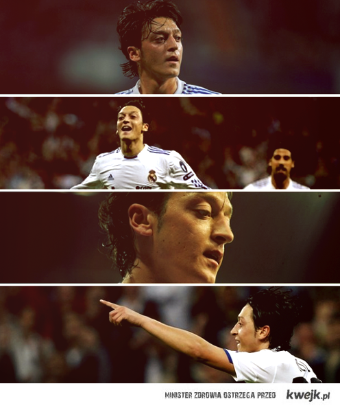 Mesut Ozil :3