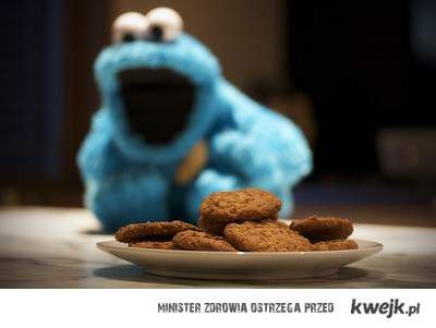 cookie monster < 3