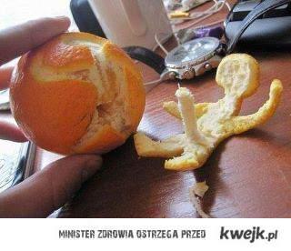 Orange men .
