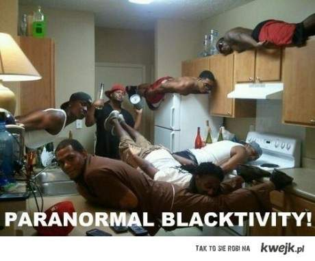 Paranormal Balcktiviti