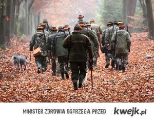 Myśliwi zrobili dla Polskiej przyrody więcej niż ten cały GreenPeace.