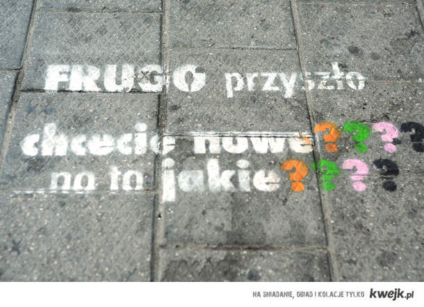 FRUGO !