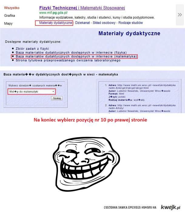 Nauka Matematyki
