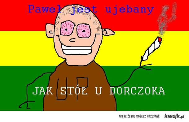 Ujebany Paweł