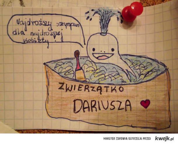 zwierzę Dariusza