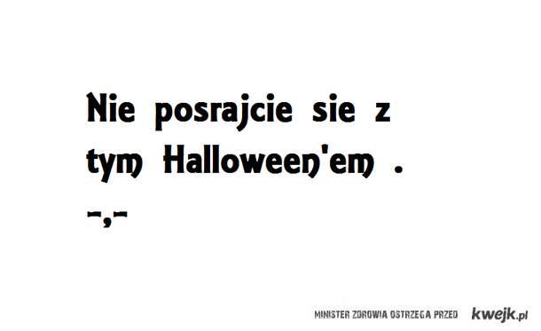 Halloween =,=