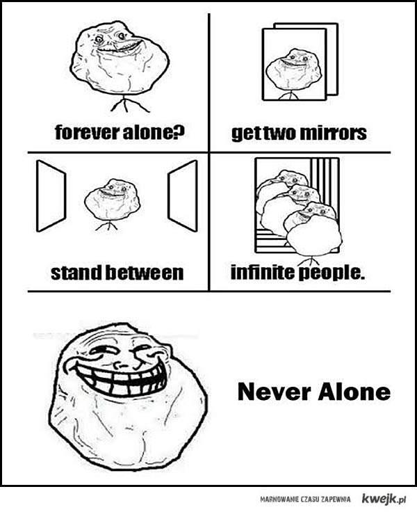 Forever Alone - LUSTRO
