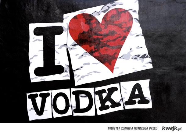 I <3 vodka