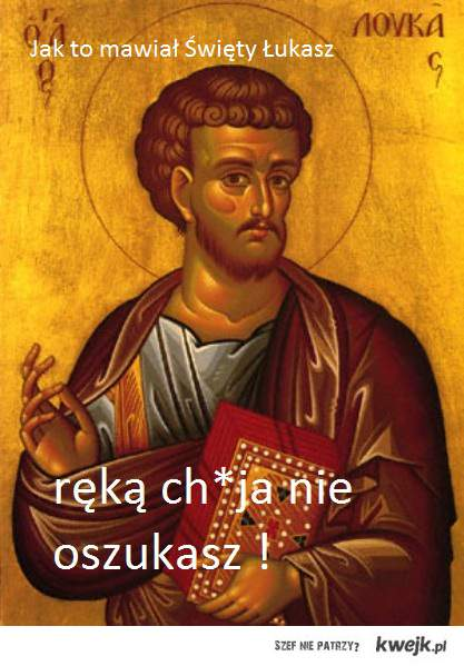 Sw Lukasz