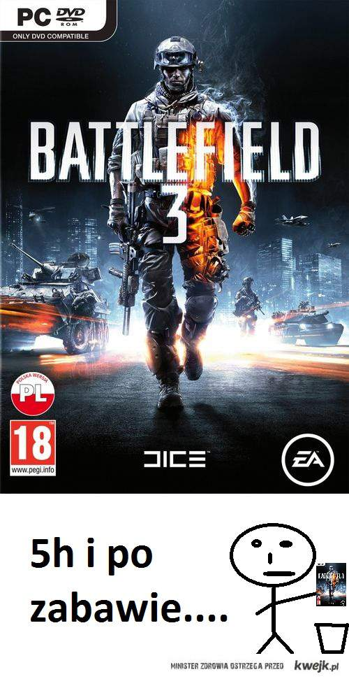singiel w Battlefield 3