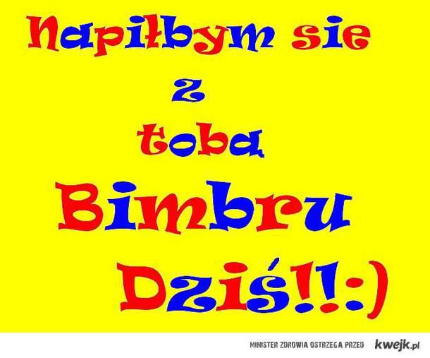 Bimber <3