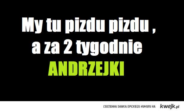 Andrzejki !