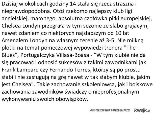 Chelsea - Arsenal
