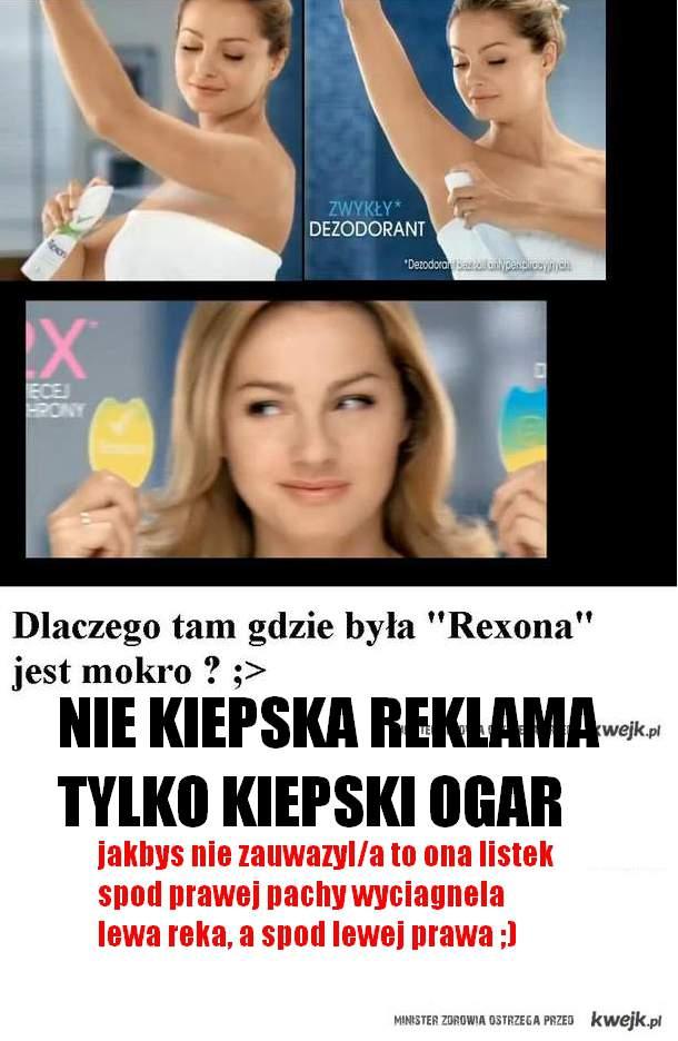 nie kiepska reklama ;)
