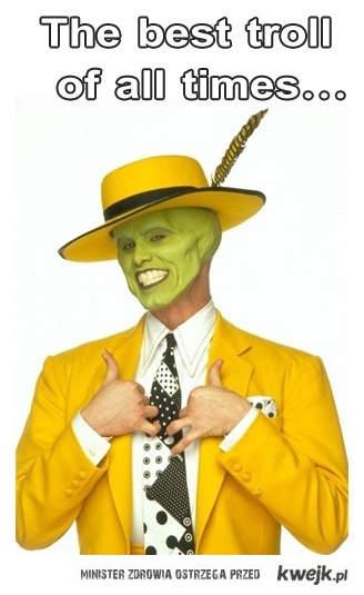 Największy troll