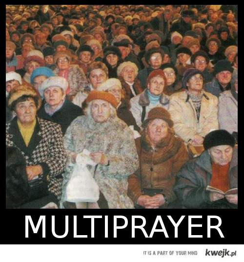 multiprayer
