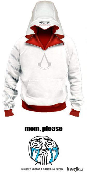 AC bluza mom please