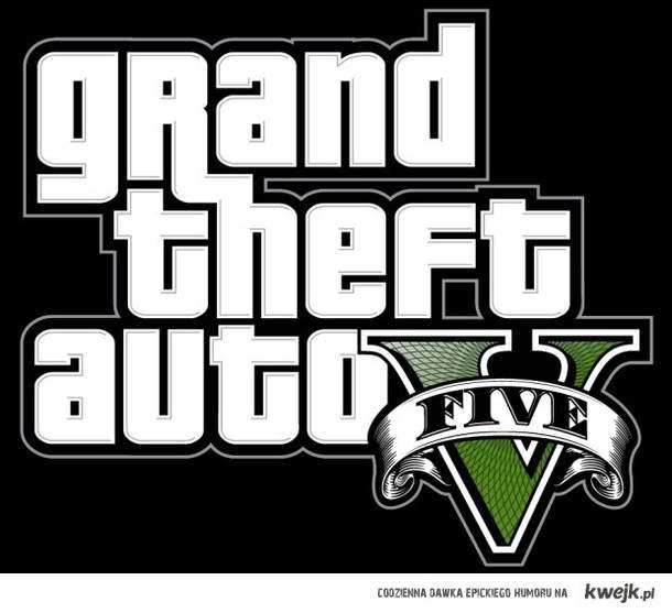 GTA V - Zapowiedziane !