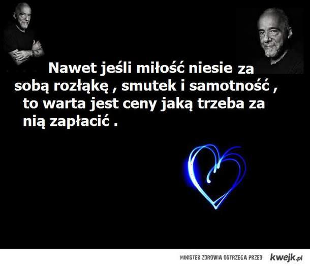 Miłość .