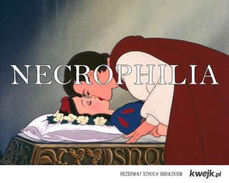 Nekrofilia