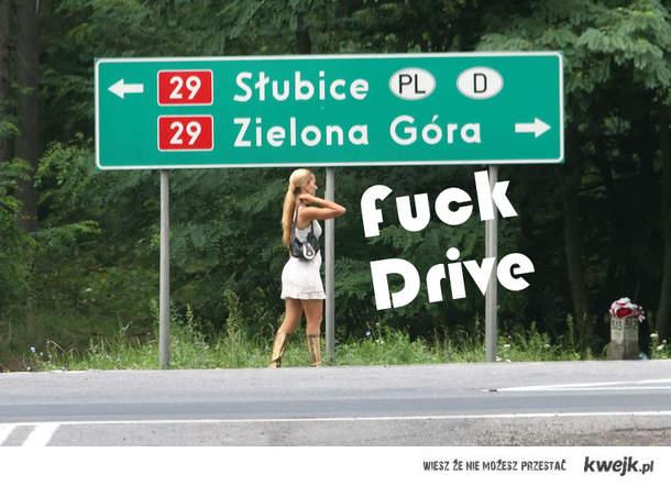 Fuck Drive