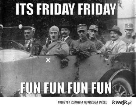 fun fun fun!