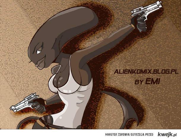 Lara Alien