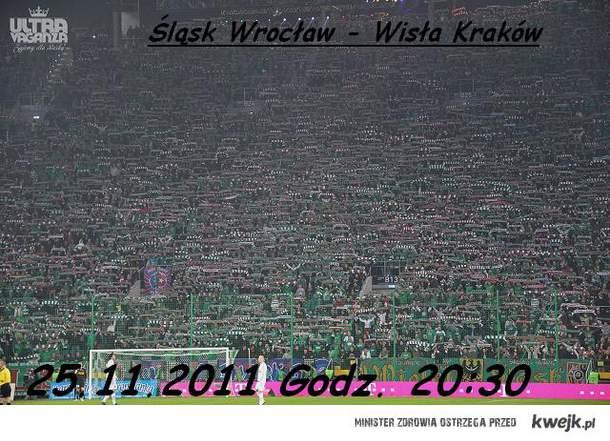 Śląsk Wrocław - Wisła Kraków