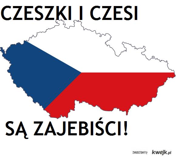Czeszki i Czesi...