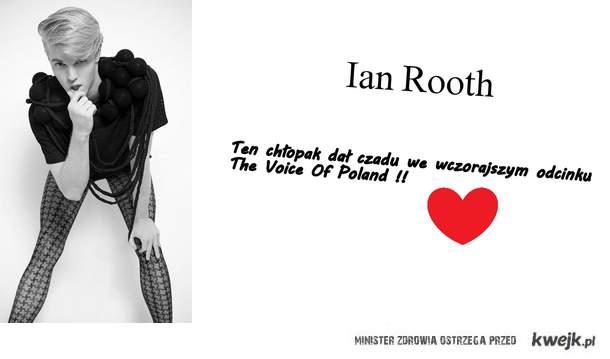 Ian Rooth ;)