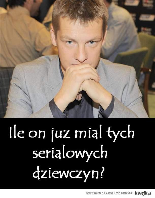 """Paweł z """"M jak miłość"""""""