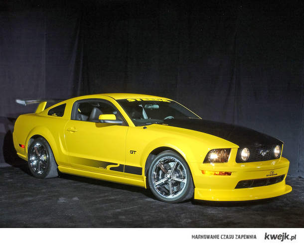 Ford Mustang <3