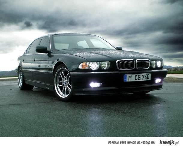 BMW 7 2001