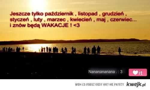 WAKACJE-Otto. :)