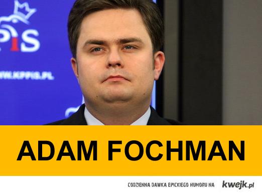 Adam Fochman